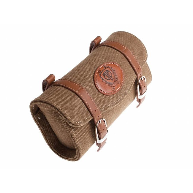 BLB BLB Canvas Saddle Bag