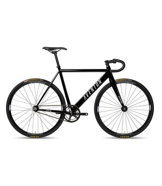 Aventon Cordoba Fixie & Single Speed Bike - Obsidian Black