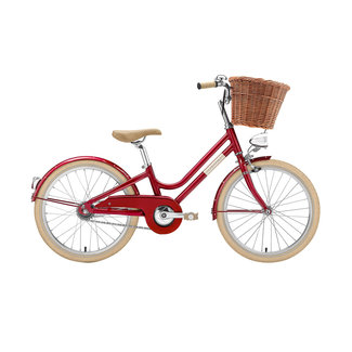 "Creme Cycles Mini Molly 20"" - Red - 3 Speed"