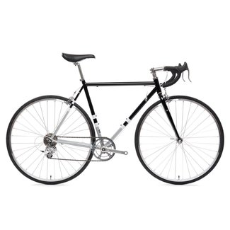 State Bicycle Co. 4130 Road - Black & Metallic
