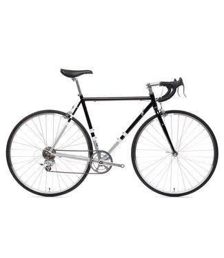 State Bicycle Co. 4130 Road - Black & Metallic