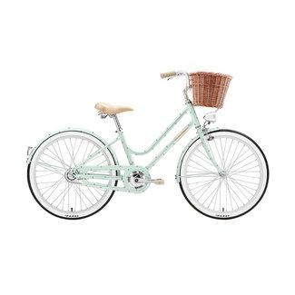 """Creme Cycles Mini Molly 24"""" - Pistachio Polka - 3 Speed"""