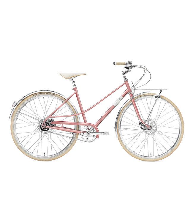 """Original Bicycle Bike 2 Sizes Beach Cruisers Steel Fork 1/"""" Threaded Chrome"""