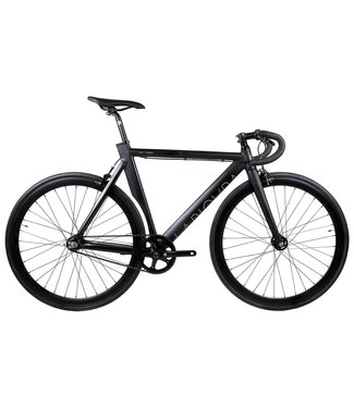 BLB La Piovra ATK Fixie & Single Speed Bike - Black
