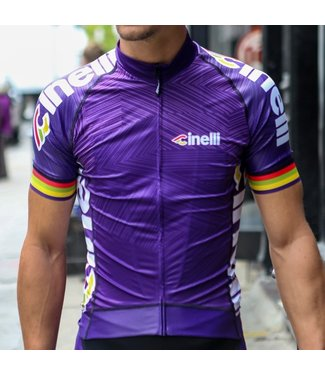 Cinelli '79 Aero Purple Haze Jersey