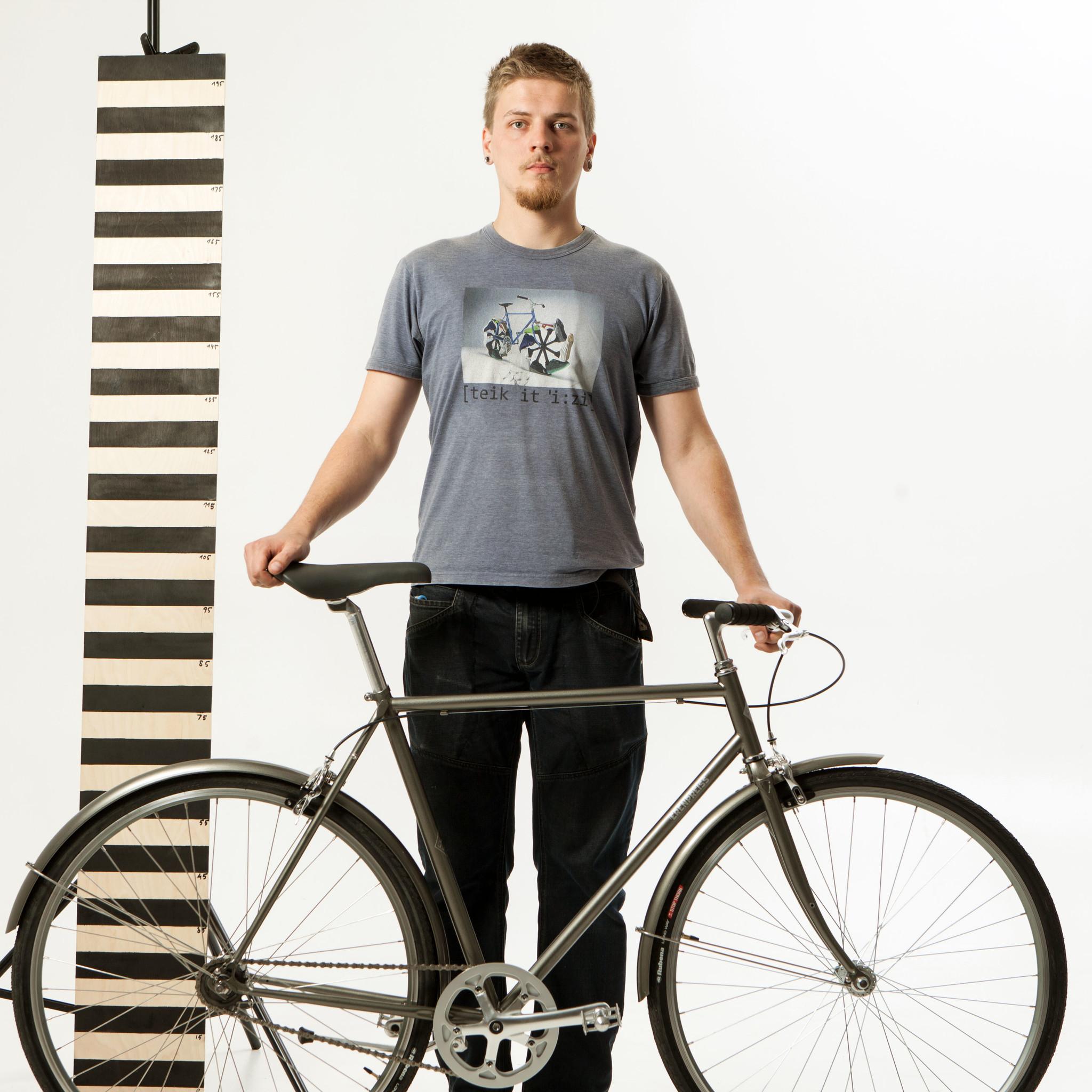 Choosing the correct bike size
