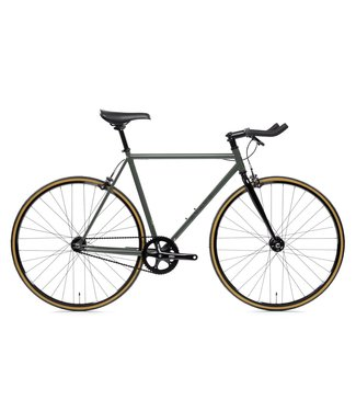 State Bicycle Co. Army Green - 4130 Core - Line