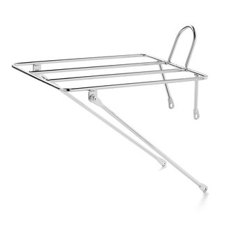 Creme Cycles Front Rack Stainless Steel