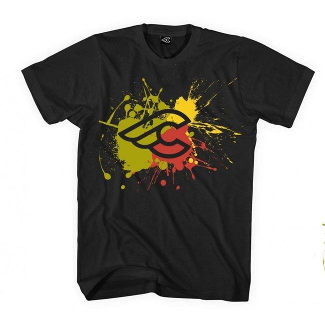 Cinelli Splash T-Shirt Black