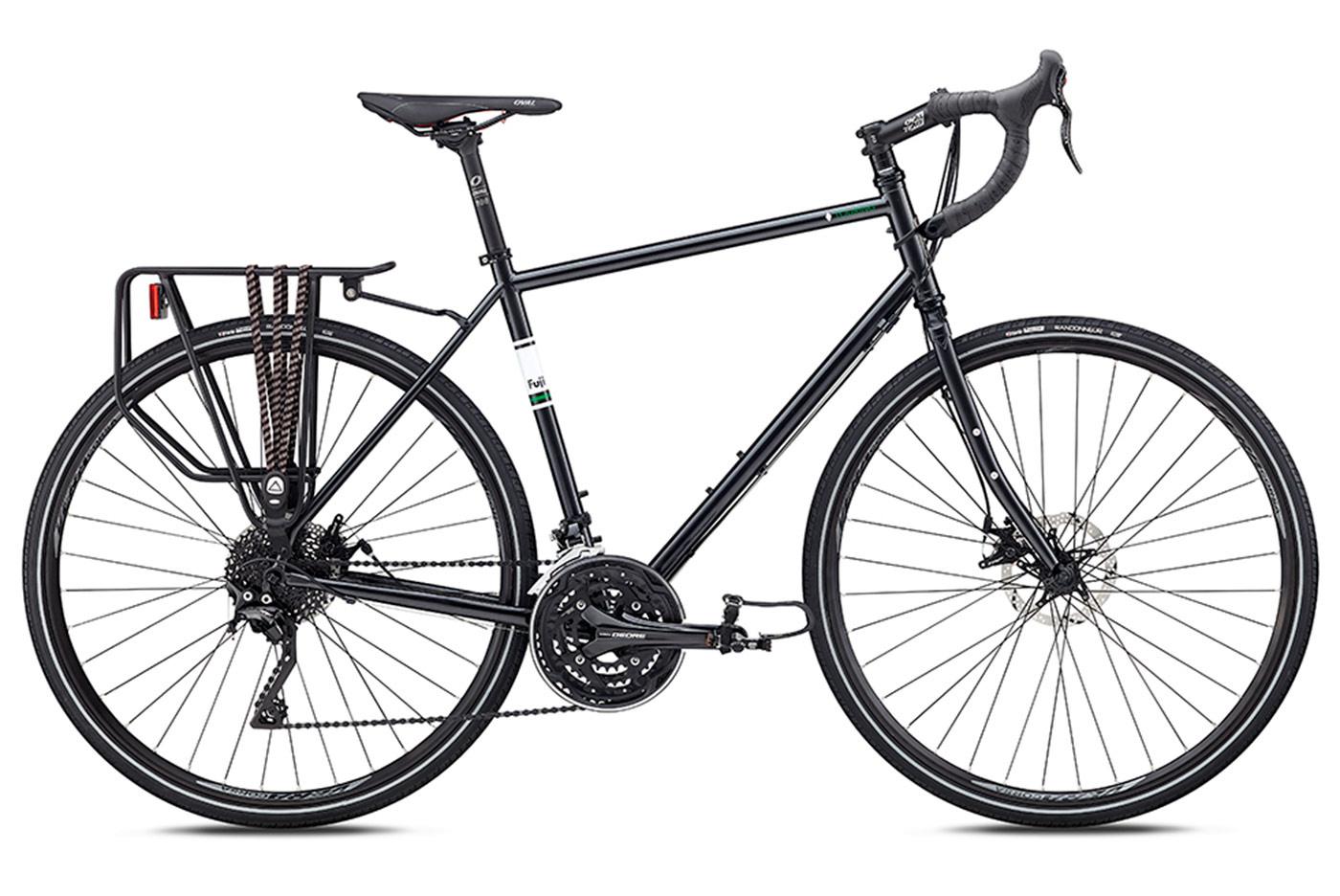 Fuji Touring Disc Anthracite 2020 Simple Bike Store