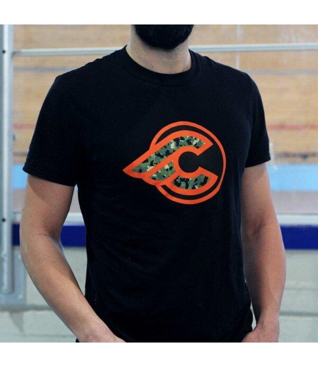 Cinelli Winged Camo T-Shirt