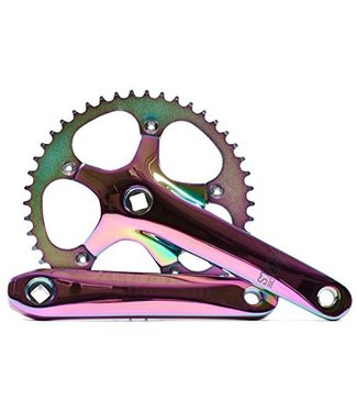 "State Bicycle Co. ""Galaxy"" Crankset - 46T"