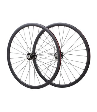 Wheelset 700C Matte Black