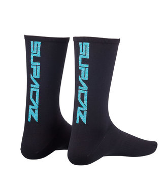 Supacaz SupaSox Straight Up SL Socks