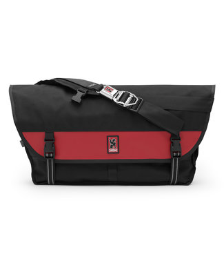 Chrome Industries Metropolis Black/Red