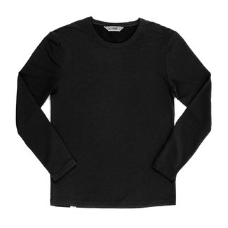 Chrome Industries Merino 280 LS Tee Men's Black