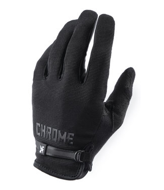 Chrome Industries Cycling Gloves Black