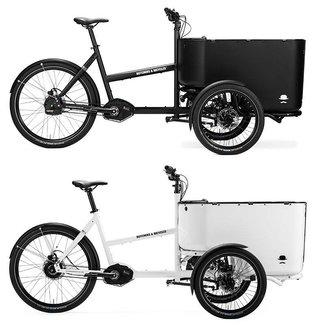 Butchers & Bicycles MK1-E Automatic