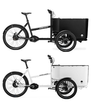 Butchers & Bicycles MK1-E Automatic