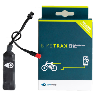 Butchers & Bicycles GPS Tracker