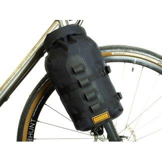 Restrap Fork Bag - Black