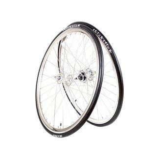 3sp Wheelset - Polished Silver