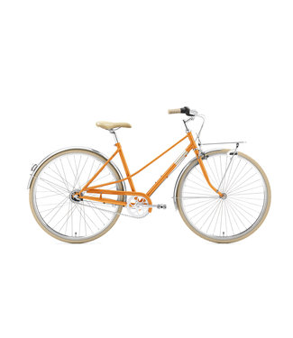 Creme Cycles Caferacer Lady Uno - Sunny Orange
