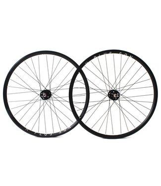 H Plus Son Archetype Wheel Set - Black