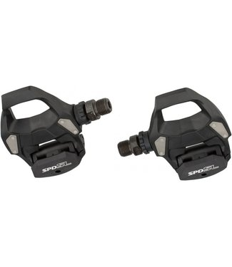 Shimano PD-R500 Road Clipless Pedals Black