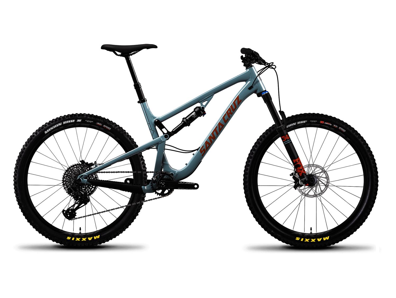 Santa Cruz 5010 AL S - Simple Bike Store - mejores bicicletas de montaña por debajo de 2500 €.