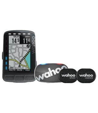 Wahoo ELEMNT Roam GPS Computer Bundle
