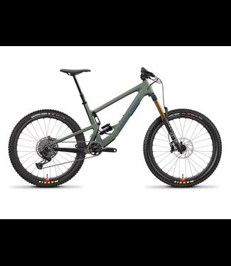 Santa Cruz Bronson 3 CC X01 2021