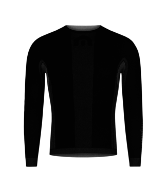 Megmeister Men's DRYNAMO Winter Cycle Long Sleeve Base Layer