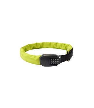 Hiplok Spin Wearable 6mm Chain with 4-digit Combi-Dial