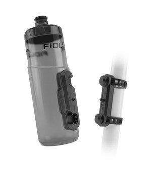 Fidlock Twist Bottle 600 with FL logo incl. Twist Uni Base Mount