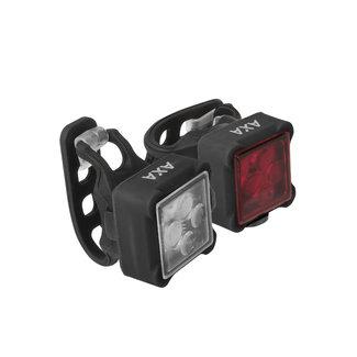 AXA Battery Light Set NITELINE 44