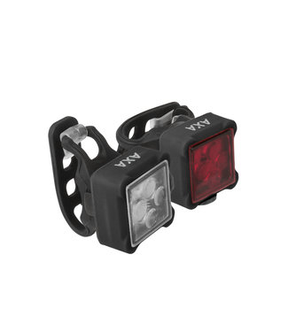 AXA Battery Light Set NITELINE 44