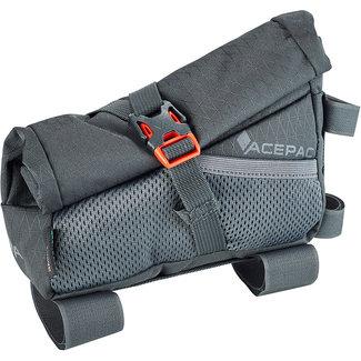 Acepac Roll Fuel Bag Cordura Grey Medium