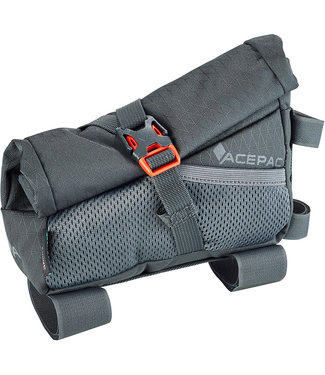 Acepac Roll Fuel Bag Cordura Grey Medium