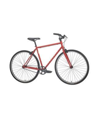 Fairdale Bikes Express 700 Semi-Matt Red