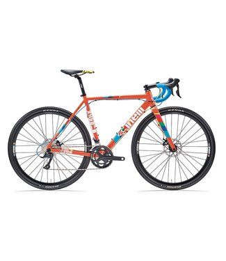 Cinelli Zydeco La La Orange Juice Blues 2021