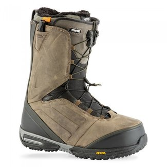 Nitro Snowboard Boots - El Mejor TLS Light Brown