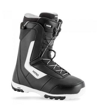 Nitro Snowboard Boots - Sentinel TLS Black