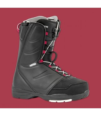 Nitro Snowboard Boots - Flora TLS Black