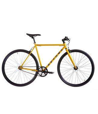 Beyond Cycles Viking Yellow