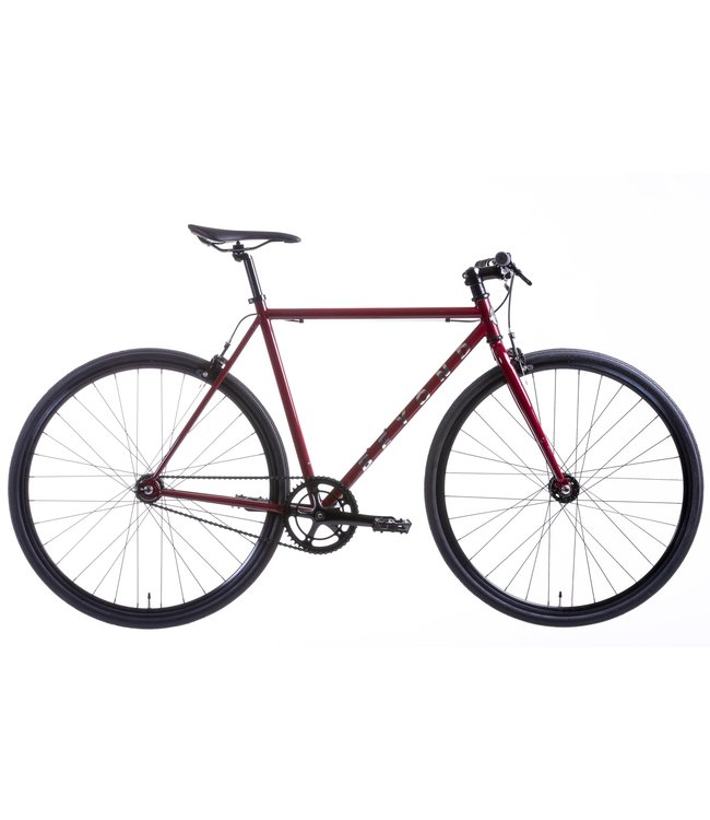 Beyond Cycles Viking Red