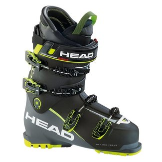 HEAD Ski Boots - Vector Evo 130 Black/Anthra/Yellow  '16