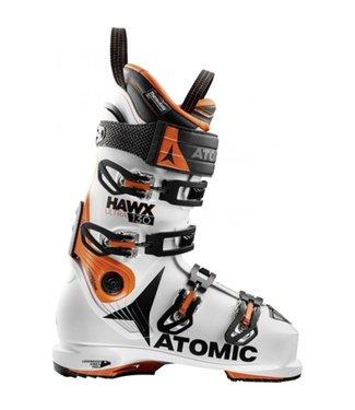 Atomic Ski Boots - Hawx Ultra 130 White/Orange/Bk