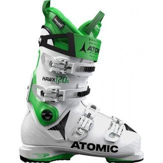 Atomic Ski Boots - Hawx Ultra 120 S White/Green