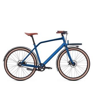 Schindelhauer Bikes Gustav 2019 (8spd - Deepsea Blue - Medium/50)